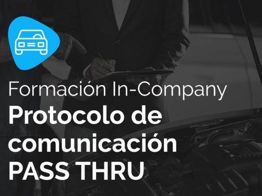 Protocolo de comunicación PASS THRU