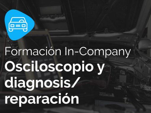 Osciloscopio y procesos en DIAGNOSIS Y REPARACIÓN