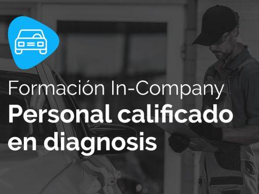 Personal Calificado en Diagnosis y Reparación del sistema de alto voltaje en VE