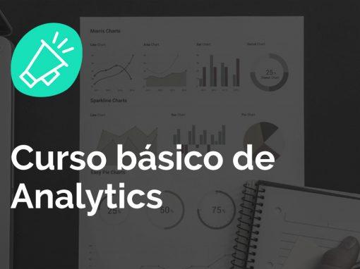 Curso de Analytics Básico