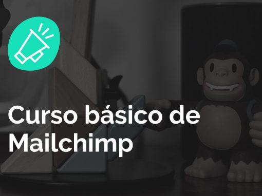 Curso de Mailchimp Básico