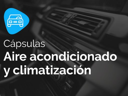 Sistemas de Aire acondicionado y climatización en los vehículos