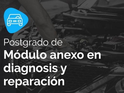 MÓDULO EN DIAGNOSIS Y REPARACIÓN DE VEHÍCULOS ELÉCTRICOS Y HÍBRIDOS (MÓDULO ANEXO PRESENCIAL)