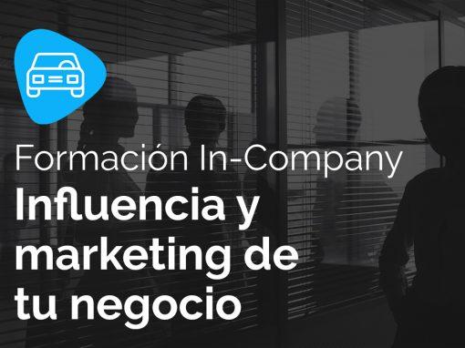 Influencia y marketing de tu negocio en las redes digitales