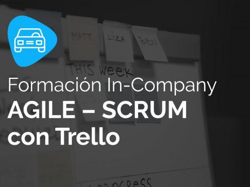 Gestión de equipos de alto rendimiento mediante metodologías AGILE – SCRUM con soporte de software TRELLO