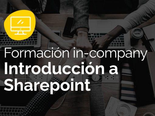 Introducción a Sharepoint