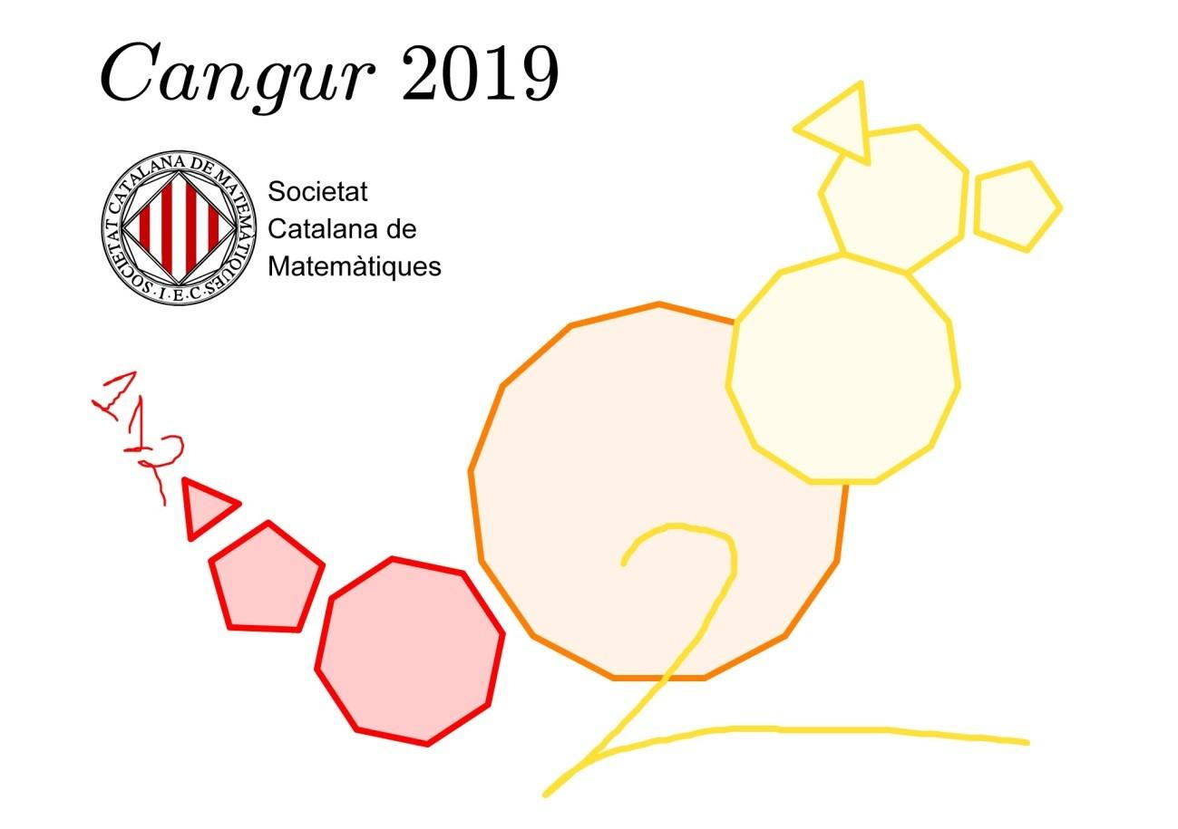 Los alumnos de la ESO participan en las Pruebas Canguro 2019