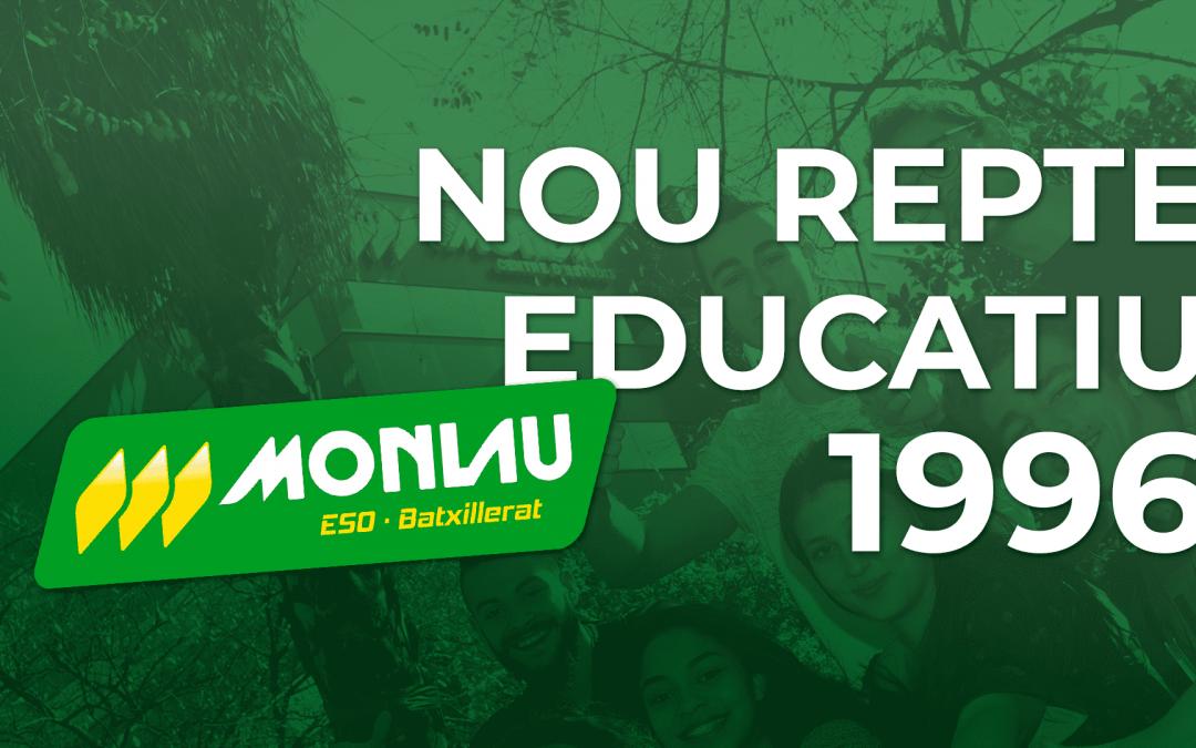Coneix Monlau Sagrera, un repte educatiu amb valors