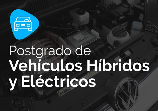 Postgrado de Vehículos Híbridos y Eléctricos