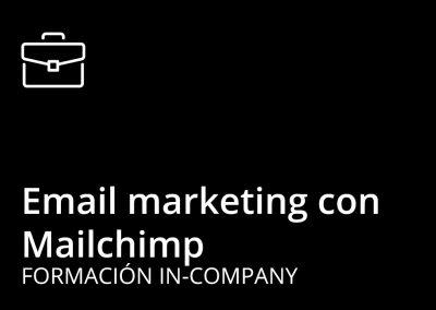 Curso MailChimp – Email marketing