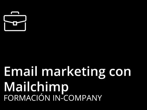 Curso MailChimp – Email marketing