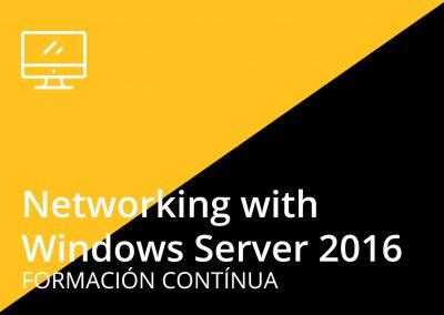 Curso de Networking con Windows Server 2016