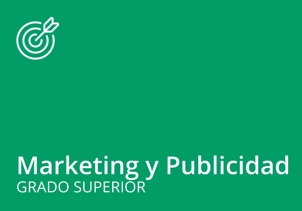 Ciclo Formativo De Grado Superior De Marketing Y Publicidad