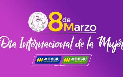 #8M: Celebramos el Día Internacional de la Mujer dando voz a nuestras alumnas del Área de Automoción