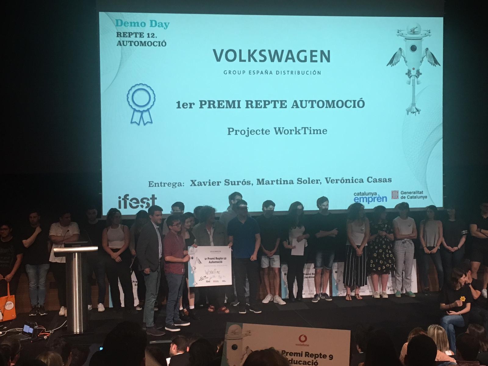 Los alumnos de Marketing y Publicidad triunfan en la última edición del iFest