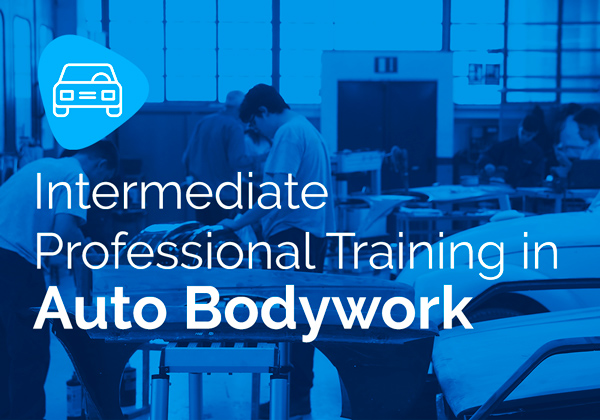 Intermediate Professional Training in Auto Body Work
