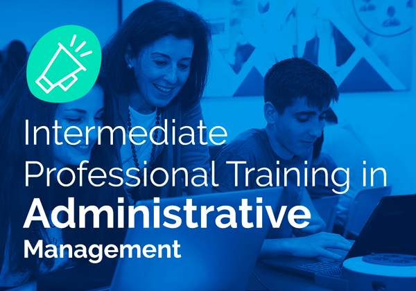 Intermediate Professional Training in Administrative Management