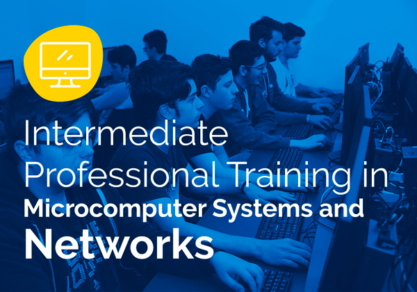 Intermediate Professional Training in Microcomputer Systems and Networks