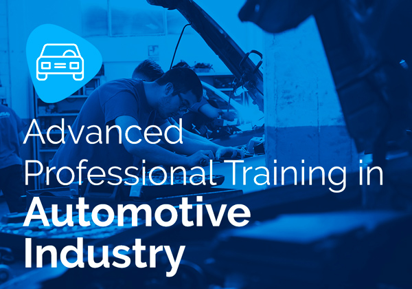 Advanced Professional Training in Automative Industry