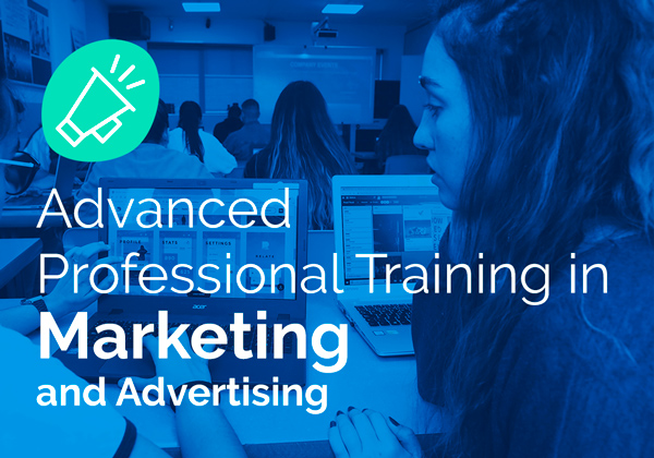 Advanced Professional Training in Marketing and Advertising