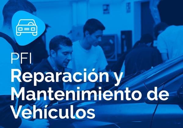 PFI en Reparación y Mantenimiento de Vehículos