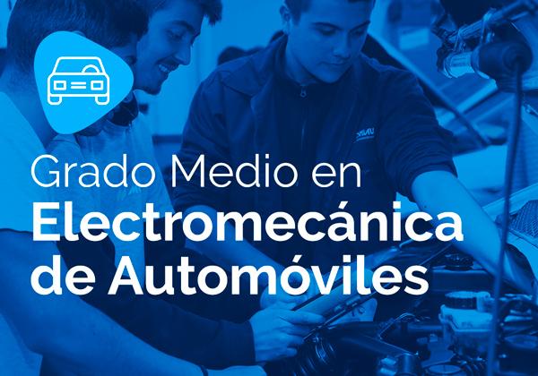 Ciclo Formativo de Grado Medio en Electromecánica de Automóviles