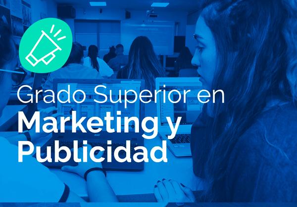 Ciclo Formativo de Grado Superior en Marketing y Publicidad