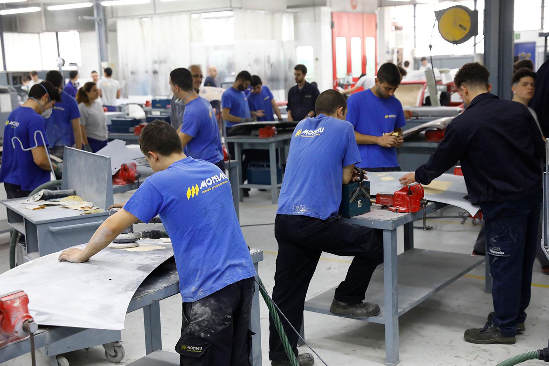 Automoción: un sector con futuro laboral