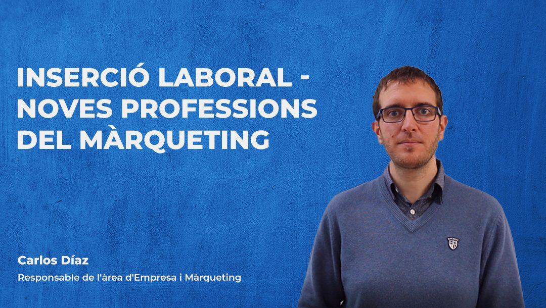 Carlos Díaz- Noves professions del Marketing